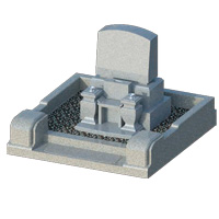 オリジナル洋墓
